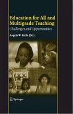 EDUCATION FOR ALL AND MULTIGRADE TEACHING (eBook, PDF)