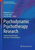 Psychodynamic Psychotherapy Research (eBook, PDF)