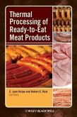 Thermal Processing of Ready-to-Eat Meat Products (eBook, PDF)