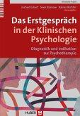 Das Erstgespräch in der Klinischen Psychologie (eBook, PDF)