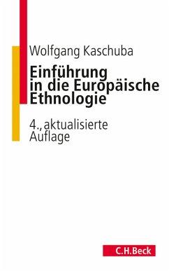 Einführung in die Europäische Ethnologie (eBook, ePUB) - Kaschuba, Wolfgang