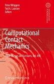 Computational Contact Mechanics (eBook, PDF)