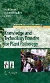 Knowledge and Technology Transfer for Plant Pathology (eBook, PDF)