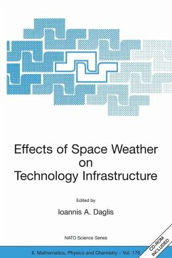 Effects of Space Weather on Technology Infrastructure (eBook, PDF)