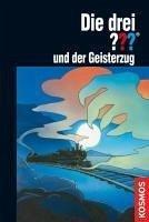 Die drei ??? und der Geisterzug / Die drei Fragezeichen Bd.122 (eBook, ePUB) - Vollenbruch, Astrid