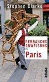 Gebrauchsanweisung für Paris (eBook, ePUB)