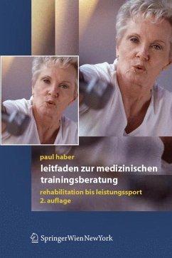 Leitfaden zur medizinischen Trainingsberatung (eBook, PDF) - Haber, Paul
