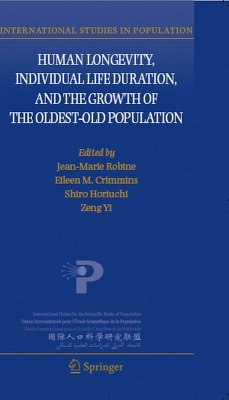 Human Longevity, Individual Life Duration, and the Growth of the Oldest-Old Population (eBook, PDF)
