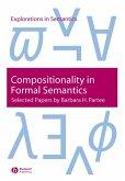 Compositionality in Formal Semantics (eBook, PDF)