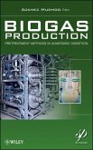 Biogas Production (eBook, ePUB)