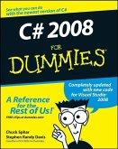 C# 2008 For Dummies (eBook, ePUB)