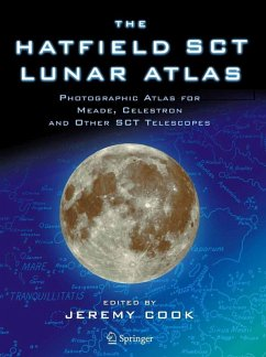 The Hatfield SCT Lunar Atlas (eBook, PDF) - Cook, Jeremy