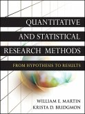 Quantitative and Statistical Research Methods (eBook, ePUB)