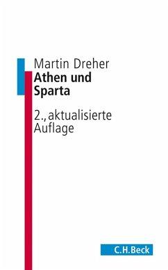 Athen und Sparta (eBook, ePUB) - Dreher, Martin