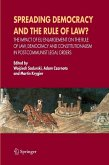 Spreading Democracy and the Rule of Law? (eBook, PDF)