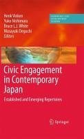 Civic Engagement in Contemporary Japan (eBook, PDF)