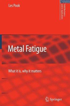 Metal Fatigue (eBook, PDF) - Pook, L. P.