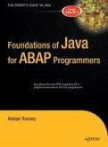 Foundations of Java for ABAP Programmers (eBook, PDF)