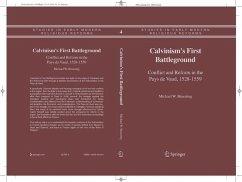 Calvinism's First Battleground (eBook, PDF) - Bruening, Michael W.