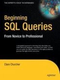 Beginning SQL Queries (eBook, PDF)