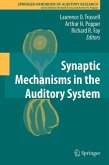 Synaptic Mechanisms in the Auditory System (eBook, PDF)