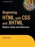 Beginning HTML with CSS and XHTML (eBook, PDF)