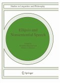 Ellipsis and Nonsentential Speech (eBook, PDF)