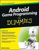 Android Game Programming For Dummies (eBook, PDF)
