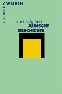 Jüdische Geschichte (eBook, ePUB) - Schubert, Kurt