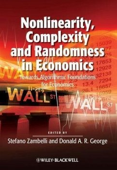 Nonlinearity, Complexity and Randomness in Economics (eBook, ePUB)