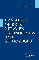 Handbook of Social Network Technologies and Applications (eBook, PDF)