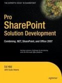 Pro SharePoint Solution Development (eBook, PDF)