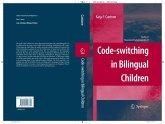 Code-switching in Bilingual Children (eBook, PDF)