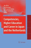 Competencies, Higher Education and Career in Japan and the Netherlands (eBook, PDF)
