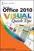 Office 2010 Visual Quick Tips (eBook, ePUB)