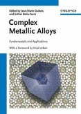 Complex Metallic Alloys (eBook, ePUB)