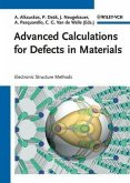 Advanced Calculations for Defects in Materials (eBook, ePUB)