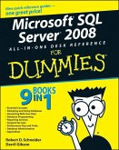 Microsoft SQL Server 2008 All-in-One Desk Reference For Dummies (eBook, ePUB)