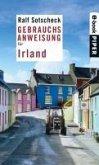 Gebrauchsanweisung für Irland (eBook, ePUB)