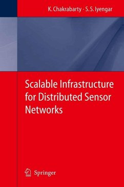 Scalable Infrastructure for Distributed Sensor Networks (eBook, PDF) - Iyengar, S. S.