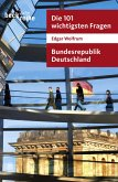 Die 101 wichtigsten Fragen - Bundesrepublik Deutschland (eBook, ePUB)