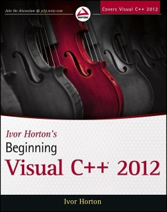 Ivor Horton's Beginning Visual C++ 2012 (eBook, PDF) - Horton, Ivor