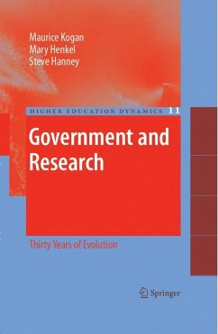 Government and research (eBook, PDF)