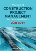 Manual of Construction Project Management (eBook, PDF)