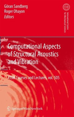 Computational Aspects of Structural Acoustics and Vibration (eBook, PDF)