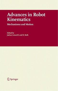 Advances in Robot Kinematics (eBook, PDF)