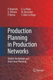 Production Planning in Production Networks (eBook, PDF)