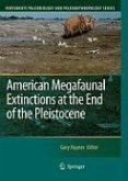 American Megafaunal Extinctions at the End of the Pleistocene (eBook, PDF)
