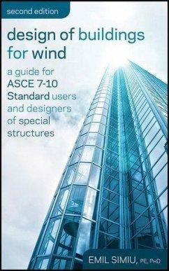 Design of Buildings for Wind (eBook, ePUB) - Simiu, Emil