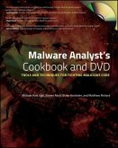 Malware Analyst's Cookbook and DVD (eBook, PDF)